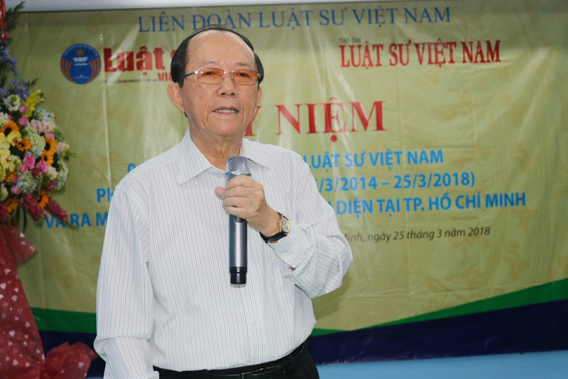 Tạp chí Luật Sư Việt Nam ra mắt trụ sở mới - ảnh 2