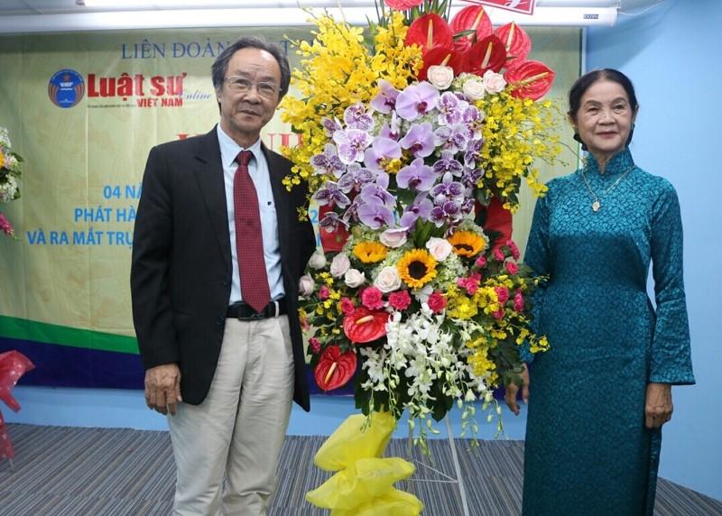 Tạp chí Luật Sư Việt Nam ra mắt trụ sở mới - ảnh 4