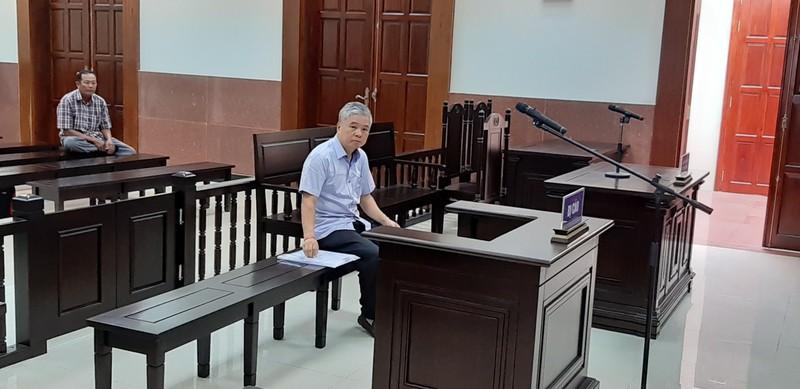 Viện kiểm sát phát biểu quan điểm vụ Đặng Thanh Bình - ảnh 1