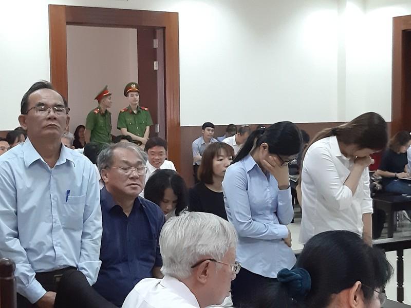 Đang tuyên án phúc thẩm vụ Phạm Công Danh - ảnh 1