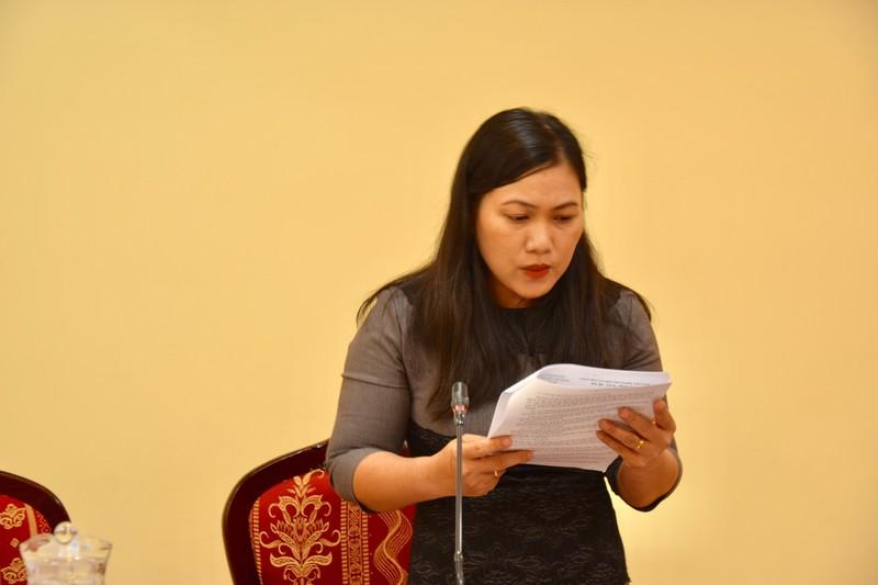 Sở Tư pháp đảm bảo chất lượng trong việc thẩm định, tư vấn  - ảnh 1