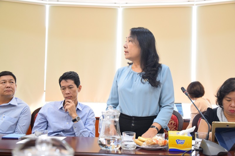 Sở Tư pháp đảm bảo chất lượng trong việc thẩm định, tư vấn  - ảnh 3