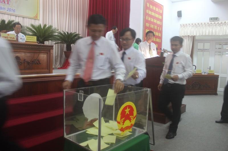 Ông Trịnh Xuân Thanh không nằm trong danh sách nhân sự đưa ra bầu - ảnh 3