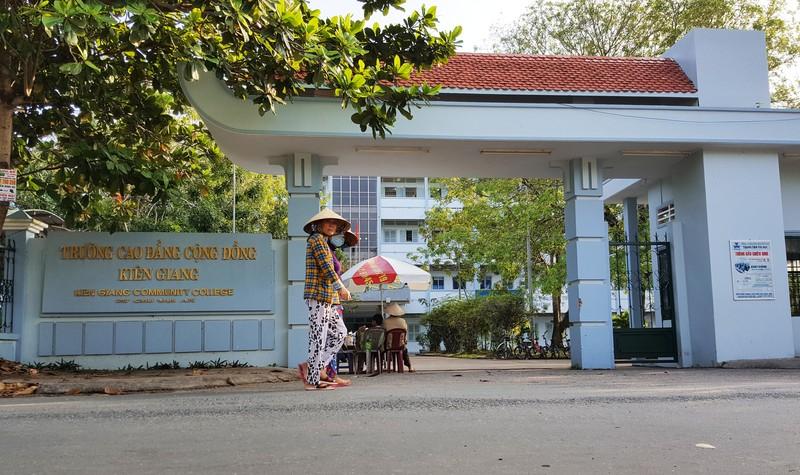Sai phạm tiền tỉ ở Trường CĐ Cộng đồng Kiên Giang - ảnh 1