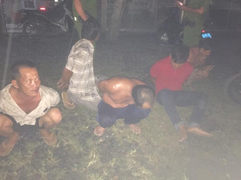 Nổ súng trấn áp bắt 5 đối tượng tấn công Cảnh sát 113 - ảnh 2