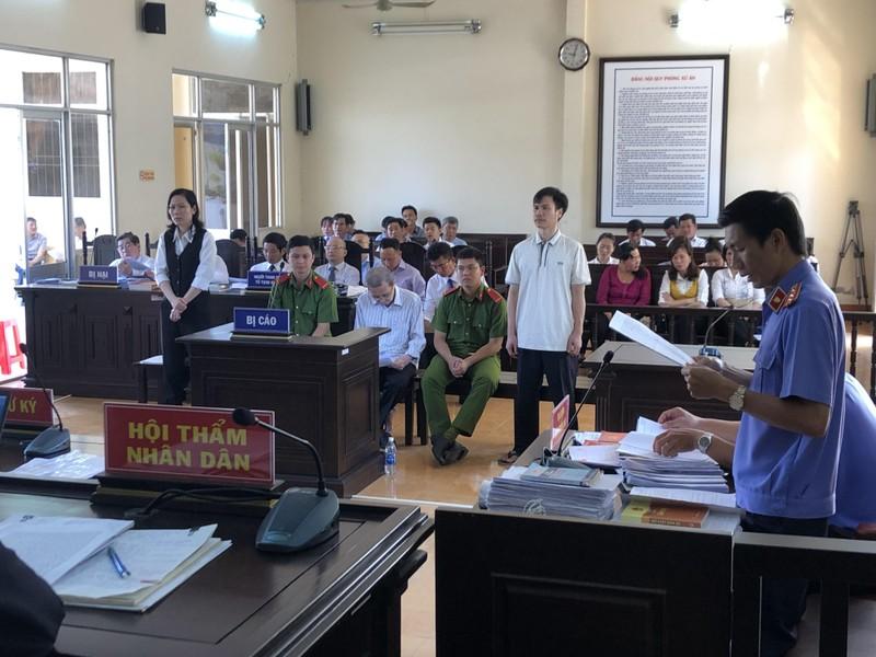 Nguyên Giám đốc Navibank Bạc Liêu nhận án chung thân - ảnh 1