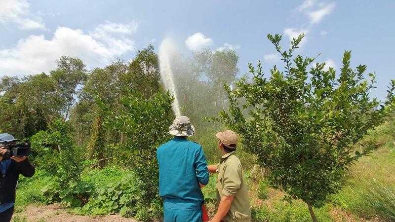Nguy cơ cháy rừng tại miền Tây ở mức 'cực kỳ nguy hiểm' - ảnh 5