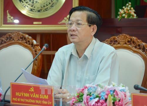 Vụ đại gia Trịnh Sướng: Phó Bí thư Sóc Trăng lên tiếng - ảnh 1