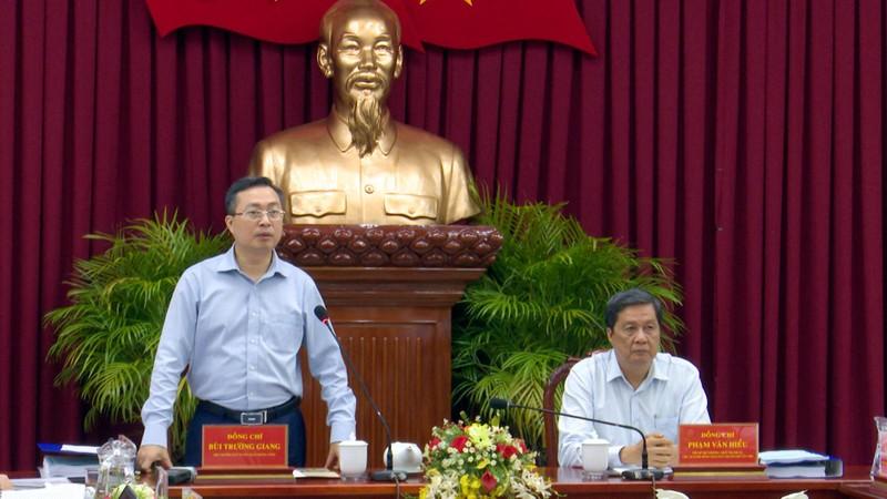 Bộ Chính trị triển khai quyết định kiểm tra tại TP Cần Thơ - ảnh 2