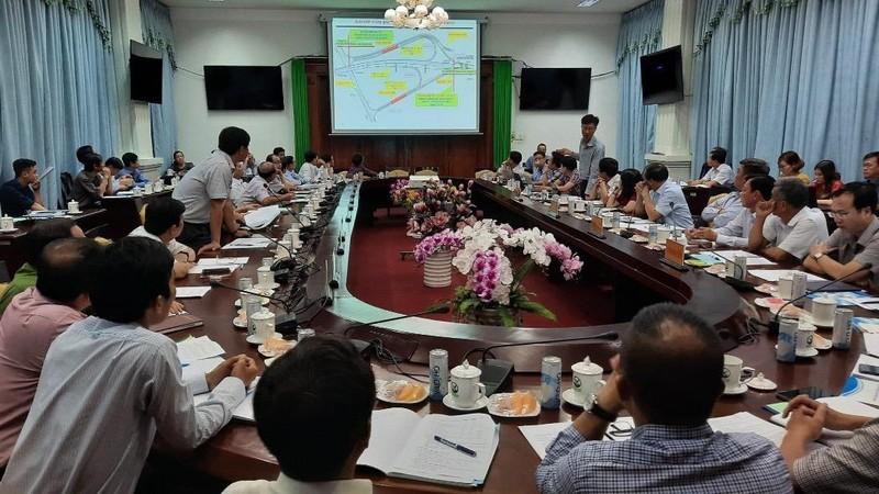 Đường cao tốc Mỹ Thuận - Cần Thơ dự kiến thông xe vào năm 2022 - ảnh 1