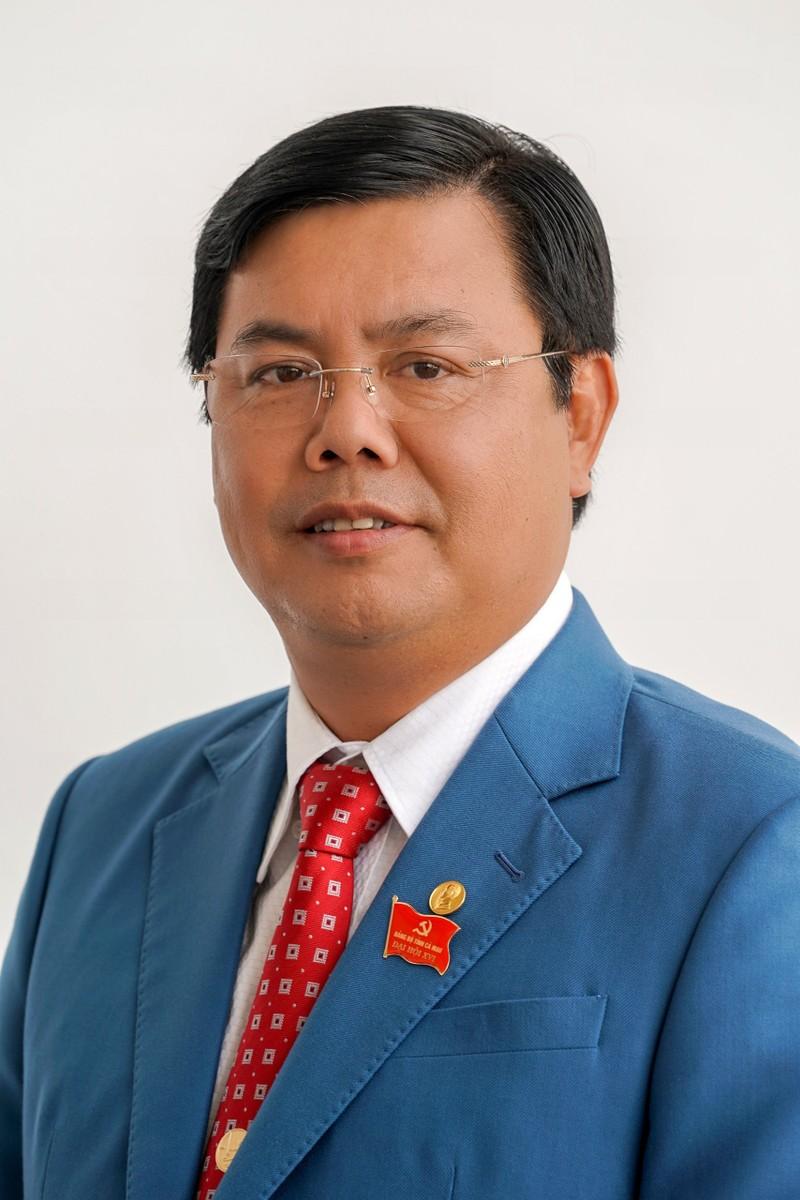 Ông Nguyễn Tiến Hải tái đắc cử Bí thư Tỉnh uỷ Cà Mau - ảnh 3