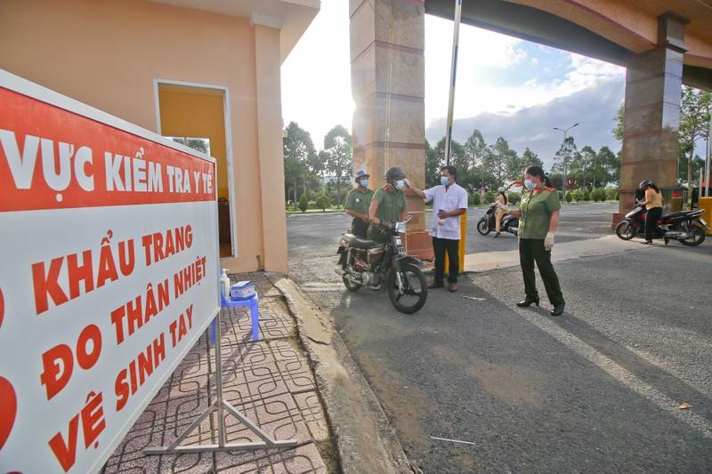 Hậu Giang tổ chức bầu cử sớm tại 10 khu vực - ảnh 1