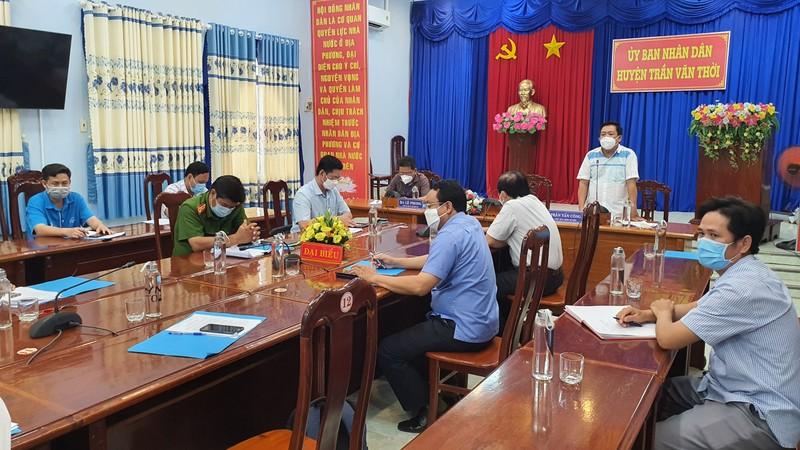 Chủ tịch UBND huyện Trần Văn Thời: 'Tiêu hủy đàn chó là cần thiết để chống dịch' - ảnh 2