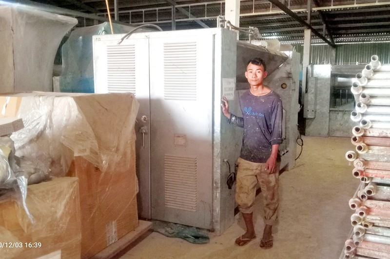 Nhà máy trăm tỉ đắp chiếu vì vướng… thủ tục  - ảnh 1