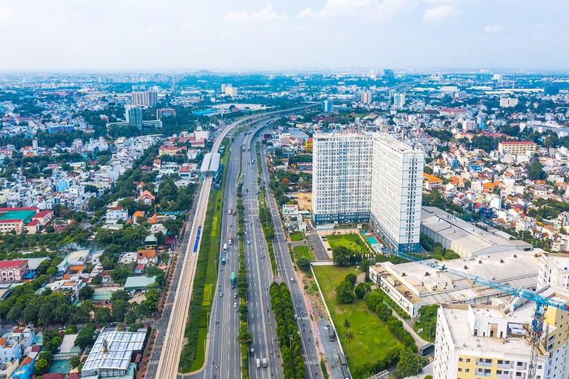 Nhu cầu mua căn hộ ở Thủ Đức tăng mạnh - ảnh 1