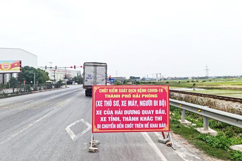 Nhà máy 14.000 lao động đóng cửa vì dịch - ảnh 1