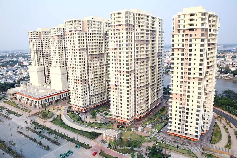 Ngân hàng rao bán loạt bất động sản ngàn tỉ - ảnh 1