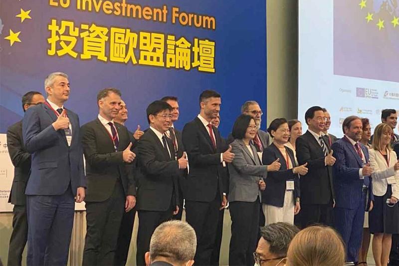 EU mở đường cho Đài Loan 'hiện diện nhiều hơn' ở châu Âu - ảnh 1