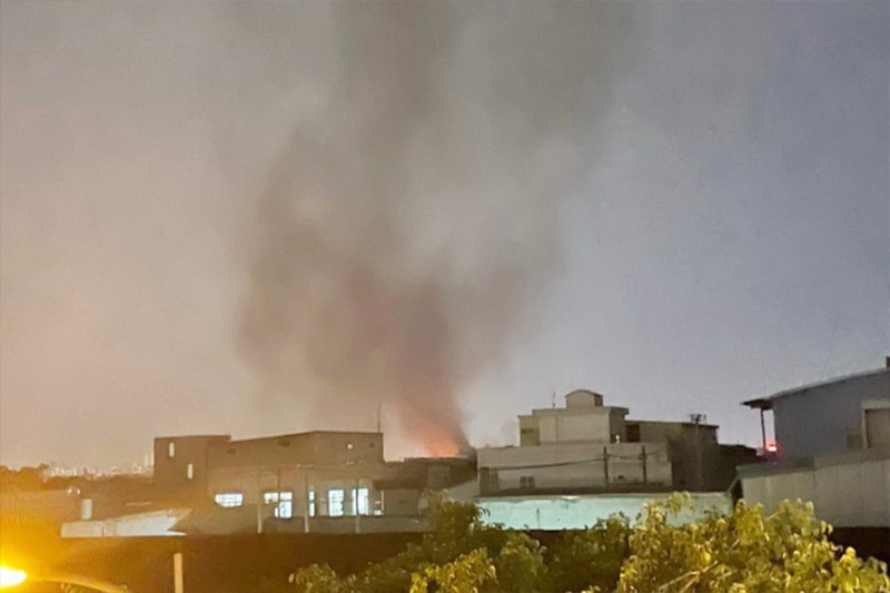 Người dân kêu cứu vì nhiều năm sống trong ô nhiễm khói bụi - ảnh 2
