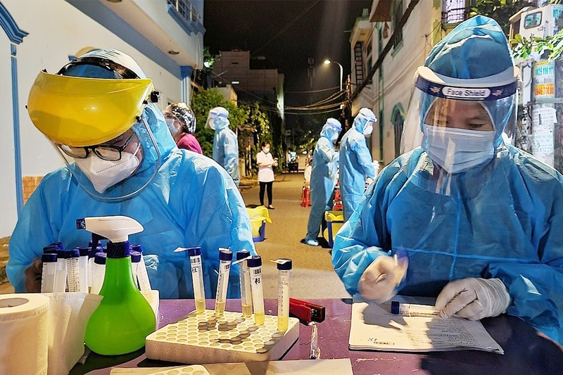 TP.HCM kêu gọi mọi người dân chủ động khai báo y tế - ảnh 1