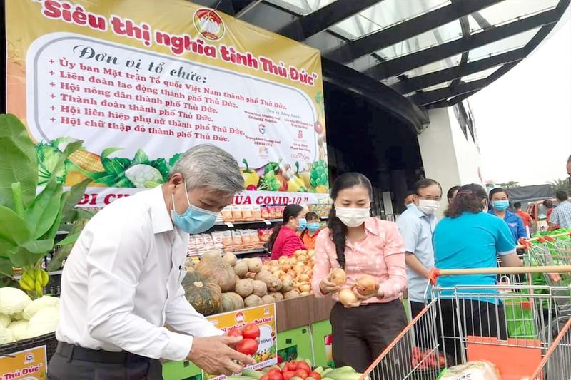 Nghĩa tình - một thương hiệu của người Sài Gòn - ảnh 1