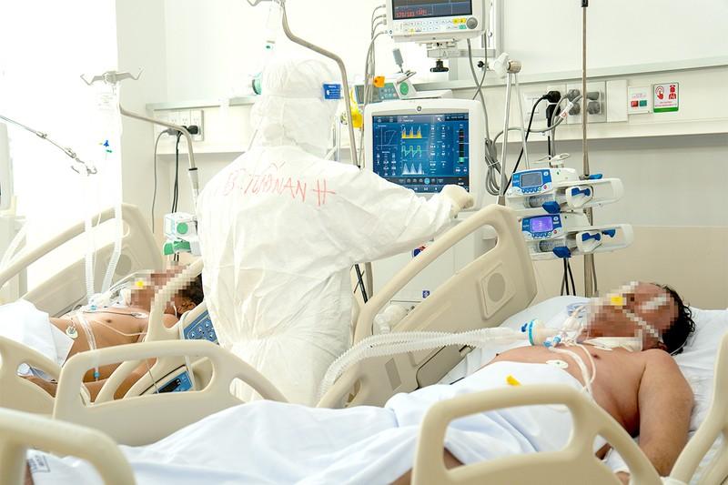 Phân loại bệnh nhân COVID-19 để giảm gánh nặng điều trị - ảnh 1