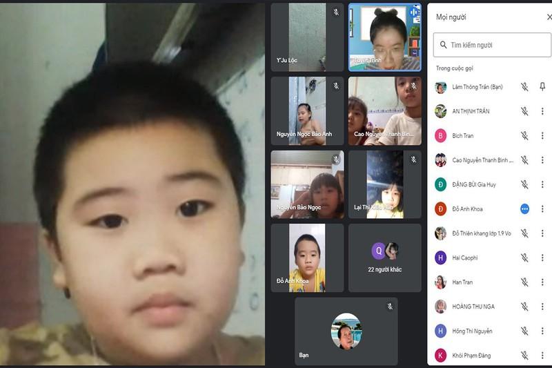 Cha mẹ chật vật chuẩn bị cho con học online lớp 1 - ảnh 1