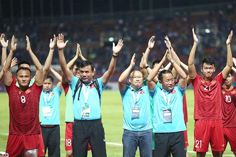 Top 15 châu Á và ngưỡng của đội tuyển Việt Nam - ảnh 1