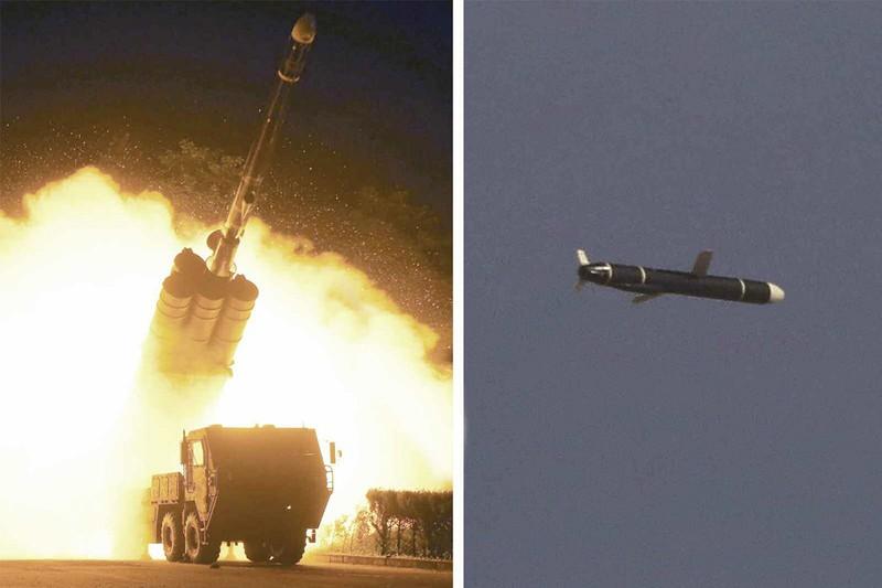 Cả Seoul, Bình Nhưỡng thử tên lửa làm bán đảo Triều Tiên nóng lên - ảnh 1