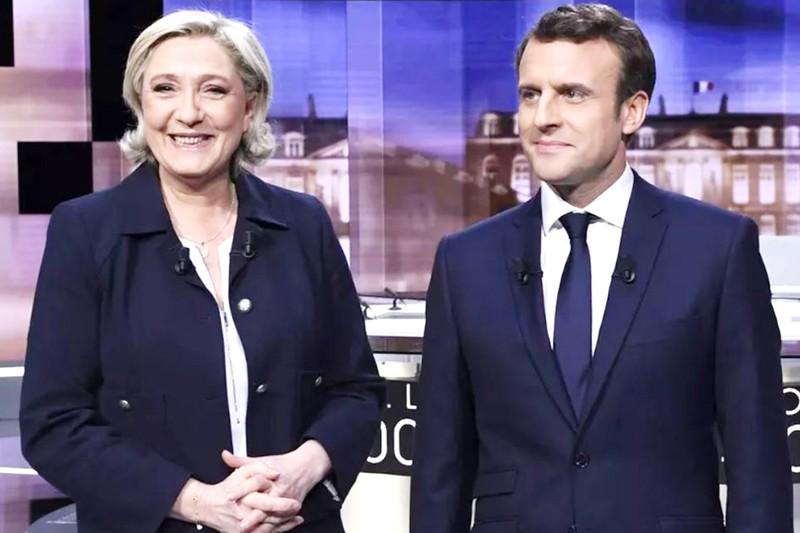 Nóng cuộc đua tổng thống Pháp: Khả năng tái diễn kịch bản 2017 - ảnh 1
