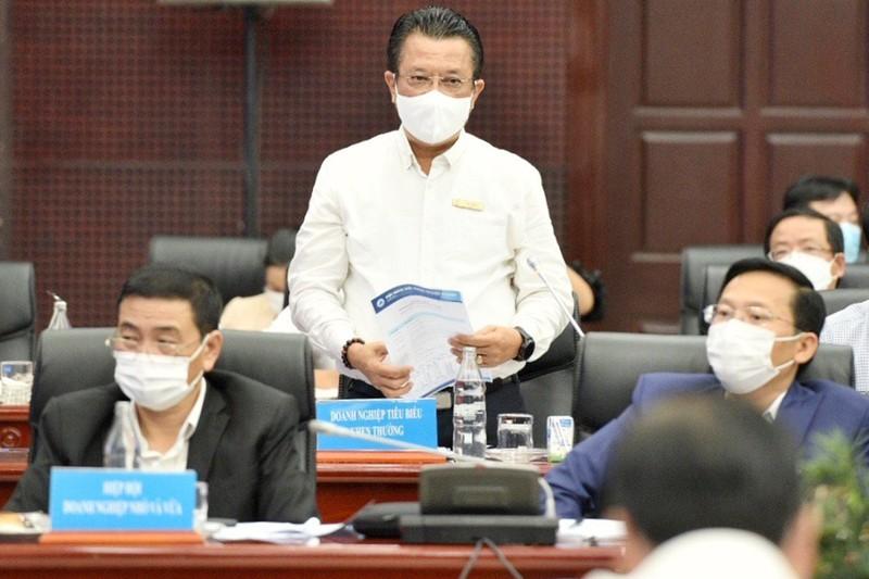 Đà Nẵng mở cửa cho doanh nghiệp phục hồi sản xuất - ảnh 1