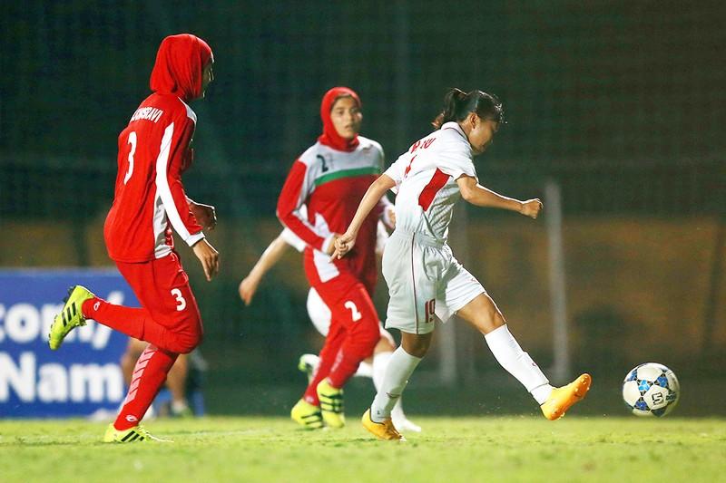 Chờ cơn mưa gôn tiếp theo của đội tuyển nữ Việt Nam - ảnh 1