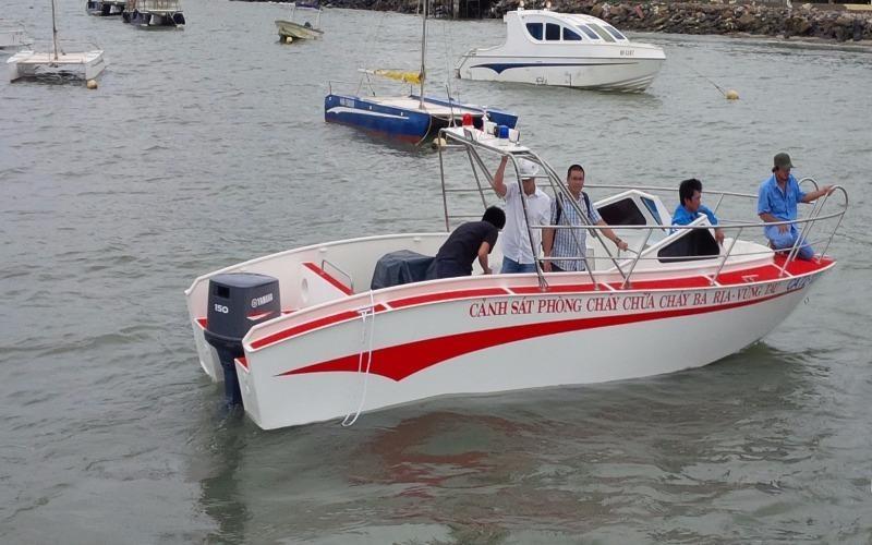 Lần 6 Chính phủ yêu cầu báo cáo vụ chìm canô ở Cần Giờ - ảnh 1