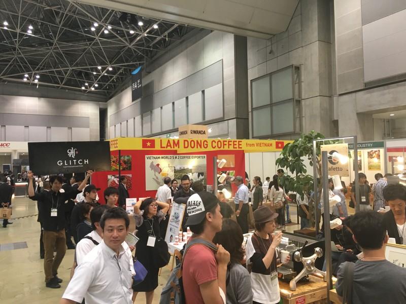 Cà phê Lâm Đồng tham gia lễ hội cà phê đặc sản thế giới - ảnh 1