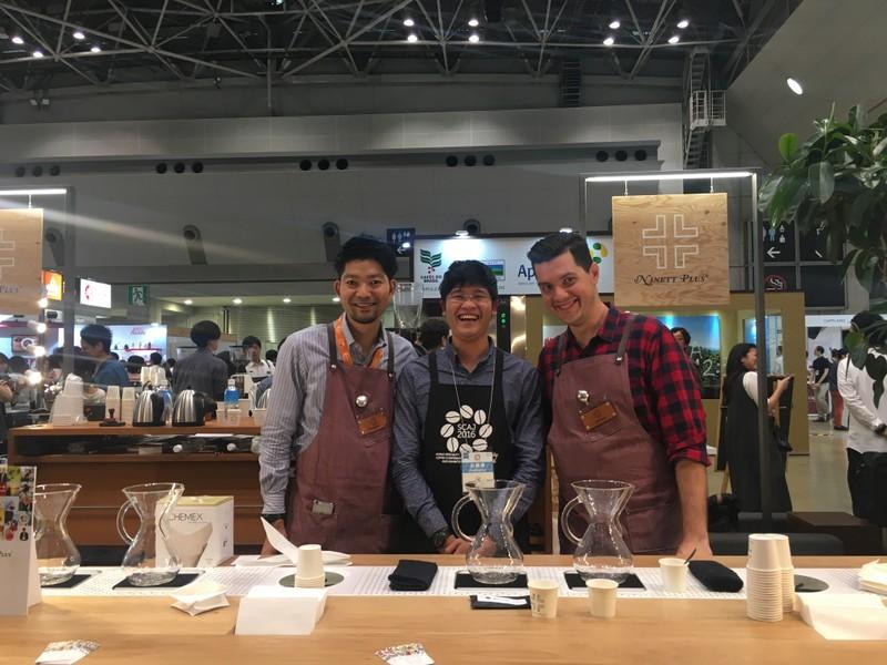 Cà phê Lâm Đồng tham gia lễ hội cà phê đặc sản thế giới - ảnh 2