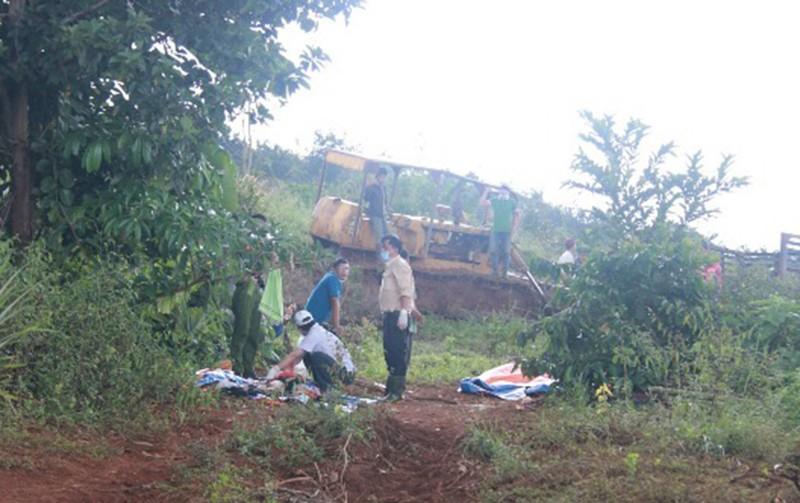 2 bị can nổ súng làm 3 người chết ở Đắk Nông bị bắt - ảnh 3