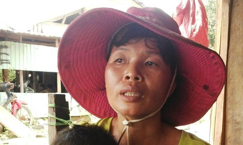 Vụ nổ súng ở Đắk Nông: Vợ bị can Hiến được về nhà - ảnh 1