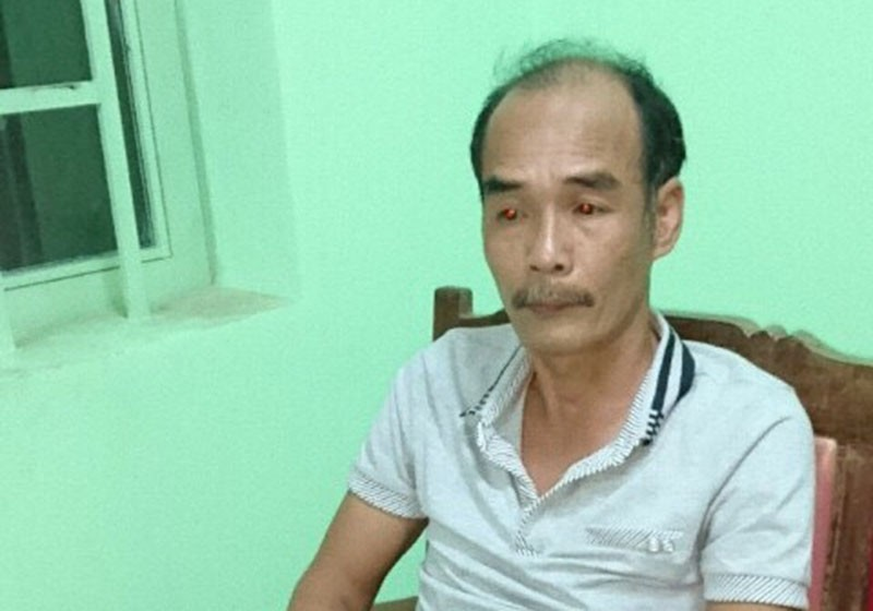 Bị bắt trong nhà nghỉ sau 20 năm trốn truy nã  - ảnh 1