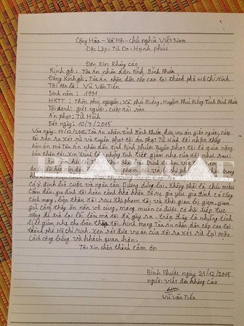 Ngày 17-11 tử hình Nguyễn Hải Dương vụ thảm sát 6 người - ảnh 2