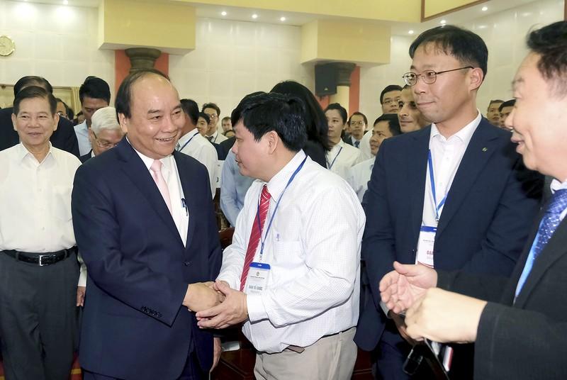 Thủ tướng dự hội nghị xúc tiến đầu tư tỉnh Bình Phước - ảnh 1