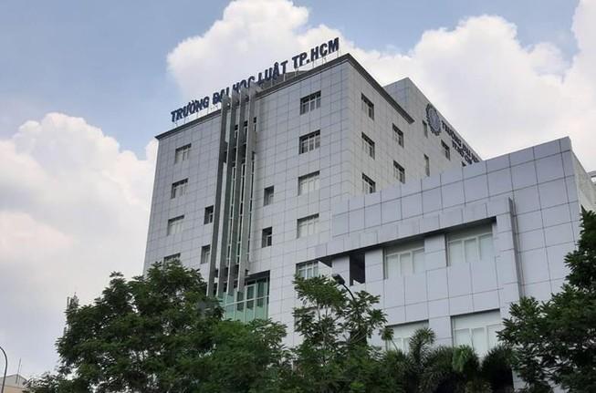 Phó thủ tướng yêu cầu xử lý đơn về KLTT Đại học Luật TP.HCM  - ảnh 1