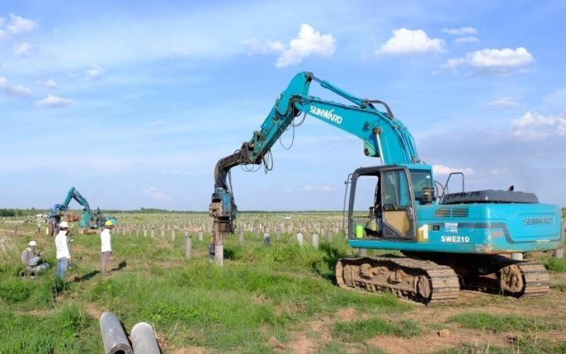 Bình Phước sắp có 5 nhà máy điện mặt trời  - ảnh 1