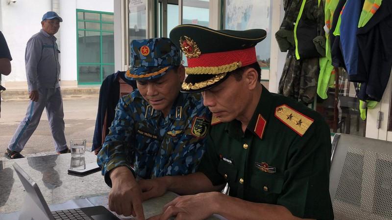 Phó Tổng Tham mưu trưởng QĐND đến chỉ đạo cứu hộ Rào Trăng 3 - ảnh 1