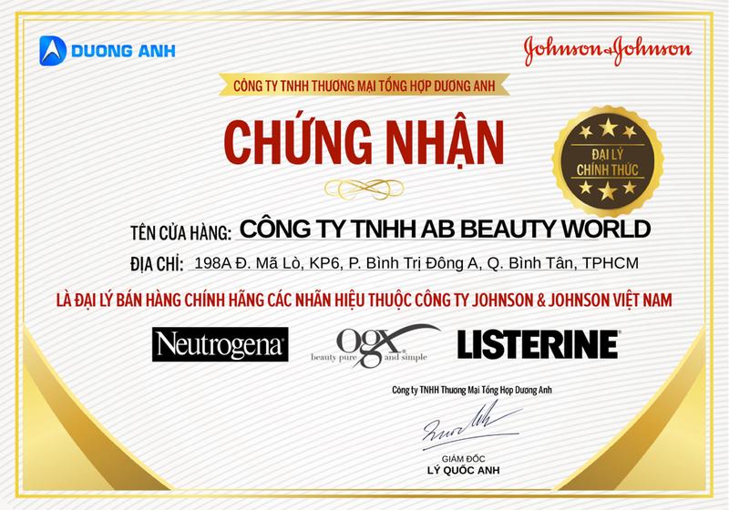 Mỹ phẩm chính hãng sale đồng giá từ 1.000 đồng mừng sinh nhật AB Beauty World - ảnh 4