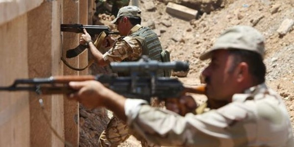 Anh đã sẵn sàng can thiệp quân sự tại Iraq - ảnh 2
