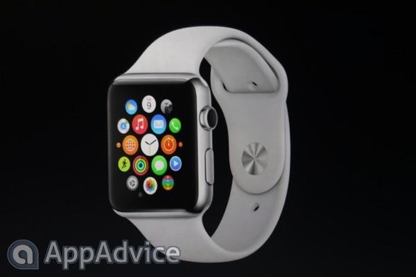Tập đoàn 'Quả táo' ra mắt Đồng hồ Apple - ảnh 2