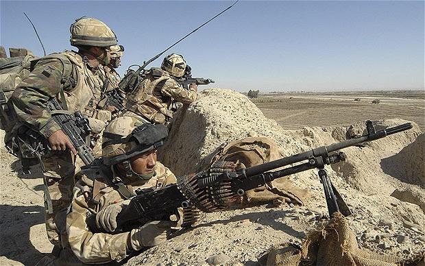 Anh 'rục rịch' đưa quân tới Iraq? - ảnh 1