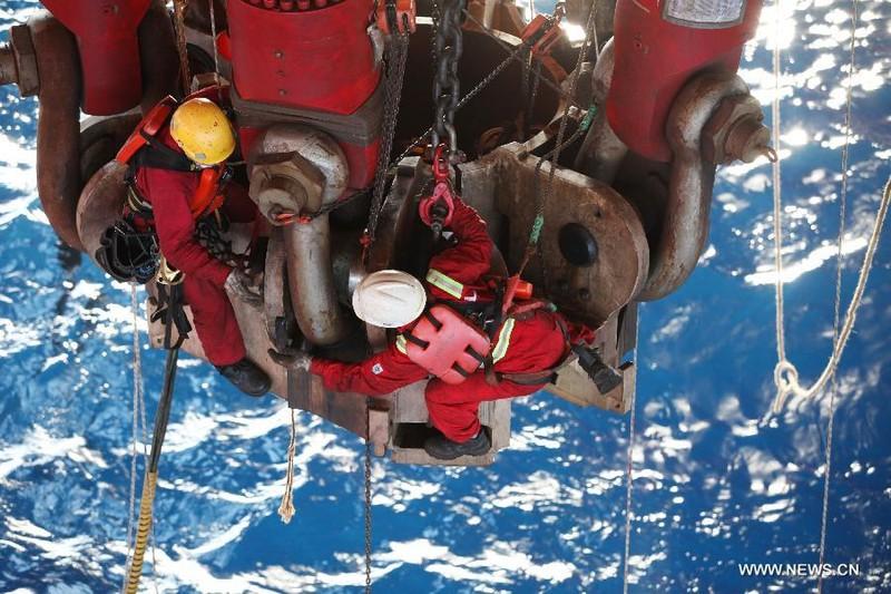 Giàn khoan Hải Dương 981 tìm ra mỏ khí đốt ở biển Đông? - ảnh 1