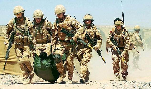 Anh 'rục rịch' đưa quân tới Iraq? - ảnh 3