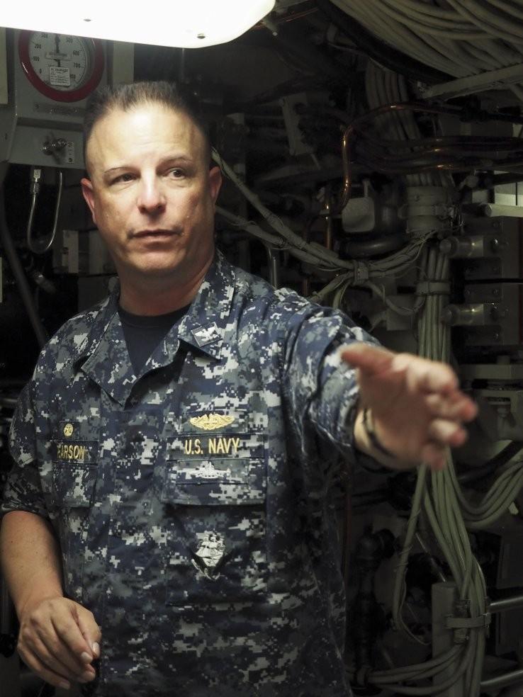 Tàu ngầm hạt nhân của Mỹ đã được triển khai tại Biển Đông - ảnh 2
